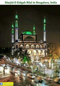 Bilal Masjid in India