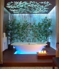 Serene forest bath  Decoracion Hogar - Fotos de Decoracion - Comunidad - Google+