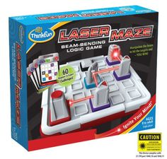 The Playful Otter: Laser Maze