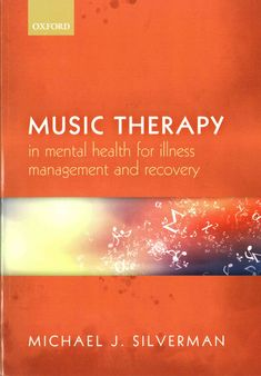 Many music therapists work in adult mental health settings after qualifying. For many, it will be a challenging and even daunting prospect. Yet until now, there has been no psychiatric music therapy t