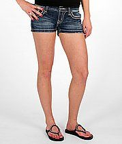Miss Me Applique Stretch Short - Women's Shorts in DK 63 My Outfit, Dress Outfits, Miss Me Outfits, Miss Mes, Taylor Swift Outfits, Miss Me Shorts, Pippa Middleton, Kate Hudson, Stretch Shorts