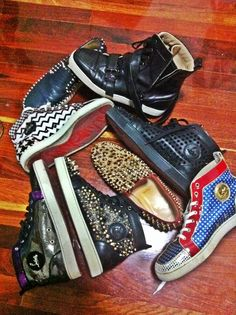 Some of my Christian Louboutin
