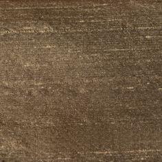 Bradley: Natural Silk - Shantung   Mocha Latte
