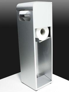 Porta rotolo a colonna - #arredamento #furniture #accessori #bagno #wc #mobili #bagno #acciaio #inox #cromoterapia #vetro #sanitari #lampade #moderno #azienda #lusso #specchi #cristallo #arredobagno #rubinetteria #vasca #docce #doccia #italian #style #italia #italy #produzione #industria #lavabi #piani #design #soffioni #boxdoccia #box #madeinitaly #made #bathroom #bath #stainless #steel #shower #head #led #light #modern #mirror #taps #rain #waterfall #pioggia #cascata #industrial #product