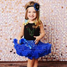 European American summer style children ball gown dress kids child girls dresses…