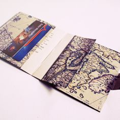 Map Wallet LOVE will do with prague or lugano map!