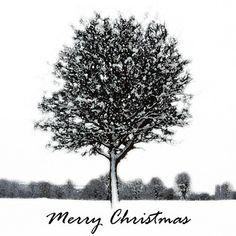 Handmade Christmas Card 'Crisp Winter Morning' by CardsbyGaynor, £1.70