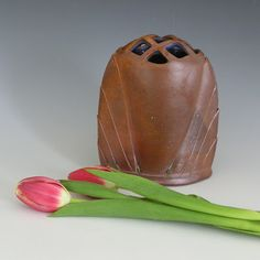 Fine Mess Pottery: Flower Bricks