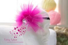 Dont Stop Me Now Pink Tulle Crown Headband is 3rd in a limited series of baby/toddler accessories based on some of my favorite songs. This versatile