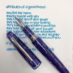 Esterbrook The Journaler Nib A Great Writer for Handwriting and Journaling 11 - Azizah Asgarali