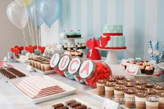 Mickey Mouse Birthday Party Idea via