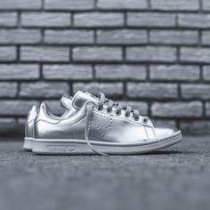 adidas by Raf Simons Stan Smith. Available at Kith Manhattan Kith Brooklyn and KithNYC.com. $400 USD. by kith
