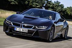 """El auto híbrido BMW i8 se llevó el premio """"World Green Car"""""""