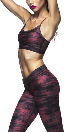 Super chic reversiable pieces...lookin' good while I work out makes me feel more motivated to hit the gym.