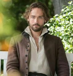 Ichabod from S3.  His eyes convey so much. Come on Oct 1.Need SLEEPY HOLLOW S3!