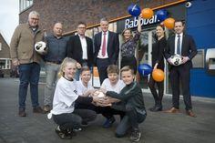 Rabobank Emmen-Coevorden hoofdsponsor jeugdafdeling FC Klazienaveen