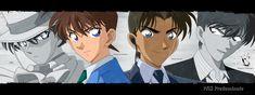 Detective Conan Funny Faces | Detective Conan Hattori
