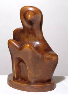Cueva a la lona, Henry Moore, la figura de 1931