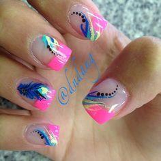 cool Instagram photo by dndang #nail #nails #nailart...