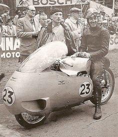 Counting to Eight: Moto Guzzi 500 V8 History - Classic Italian Motorcycles - Motorcycle Classics