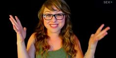 Laci Green Reminds Us Why We All Need To Be Feminists, I love this chick! Wish I had her confidence and outspokenness !