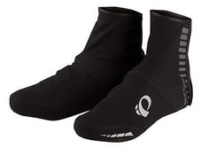 Shoe Covers 177863: Pearl Izumi Elite Softshell Bike Cycling Shoe Covers Booties Black - Small BUY IT NOW ONLY: $69.95