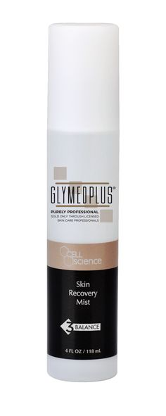 This light weight mist leaves skin refreshed, revitalized and luminous! Can be used throughout the day to boost the skin's moisture level without disturbing makeup. This light skin freshener is a must for airline travel and outdoor enthusiasts.   This item will be on sale on Cyber Monday! http://www.glymedplus.com/store/display/297/38/skin-recovery-mist  #skin #mist #cybermonday #sale #skinmist #recovery #travel #airline #plane #refreshed #skin #professionalskincare #skincare