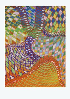 Harlequin Painting by Lara Lind Original Artwork, Original Paintings, Marker Paper, Acrylic Painting On Paper, Buy Prints, Abstract Styles, Fine Art Paper, Saatchi Art, Switzerland