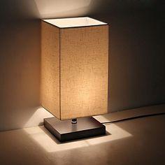 Modern Minimalist Solid Wood Table Lamp Bedside Lamp Desk Lamp – USD $ 49.99