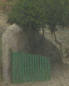 Ker-Xavier Roussel, The Barrier, 1893