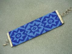 Peyote Patterns, Loom Beading, Beaded Bracelets, Personalized Items, Beads, Etsy, Unique Jewelry, Handmade Gifts, Loom Band Bracelets