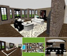 A very beautiful house with a patio and a room for music, made with Home Design 3D interior design application. See the gallery: http://www.homedesign3d.net/EN/galleries/8769?p=1