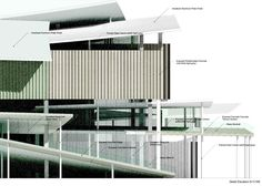 Budapest National Gallery competition winner SANAA 09