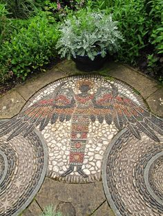 mosaic path - Oh my!!