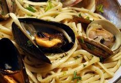 Linguine al sugo di pesce - La ricetta di Buonissimo