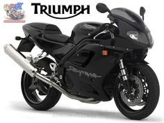 Triumph Daytona 955i. I'm not much of a sport-bike guy....but I do like these
