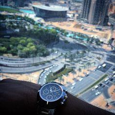 REPOST!!!  Split-second reality. If you want drama, go to the opera! #opera #dubaiopera #reality #splitsecond #chronograph #chronometer #watches #rado #flyback  Photo Credit: Instagram ID @abd__samad__