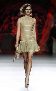 Madrid Fashion Week Primavera Verano 2013-2014 Montesinos