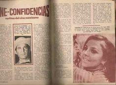 Lote 2 Revistas Verónica Castro De Los Años 70s