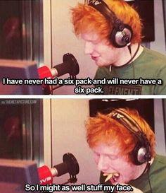 Why we love Ed Sheeran