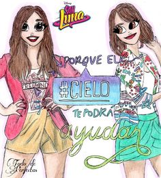 Cartoon Drawings, My Drawings, New Disney Channel Shows, Drawing Prompt, Son Luna, Disney Films, Cute Pictures, Bff, Chibi
