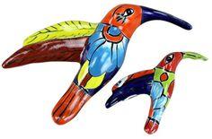 Talavera Hummingbird-Large