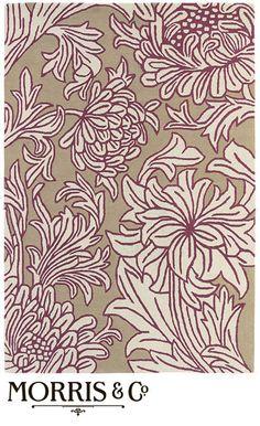 Wovenground | Modern Rugs | Chrysanthemum Rugs