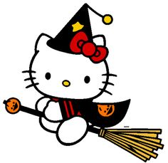 hello kitty witch by catastic4, via Flickr