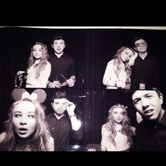 Sabrina Carpenter Bradley Steven Perry 7