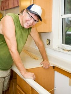 great tips for cutting laminate counter tops