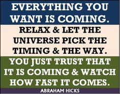 Discover and share Law Of Attraction Abraham Hicks Quotes. Explore our collection of motivational and famous quotes by authors you know and love. Positive Thoughts, Positive Vibes, Positive Quotes, Motivational Quotes, Inspirational Quotes, Positive Mindset, Deep Thoughts, Frases Abraham Hicks, Believe