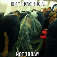 Not today, Ebola - Imgur