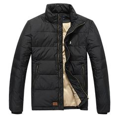 For the unavoidably cold days Ralph Lauren Mens Jacket