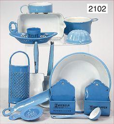 toy enamelware set